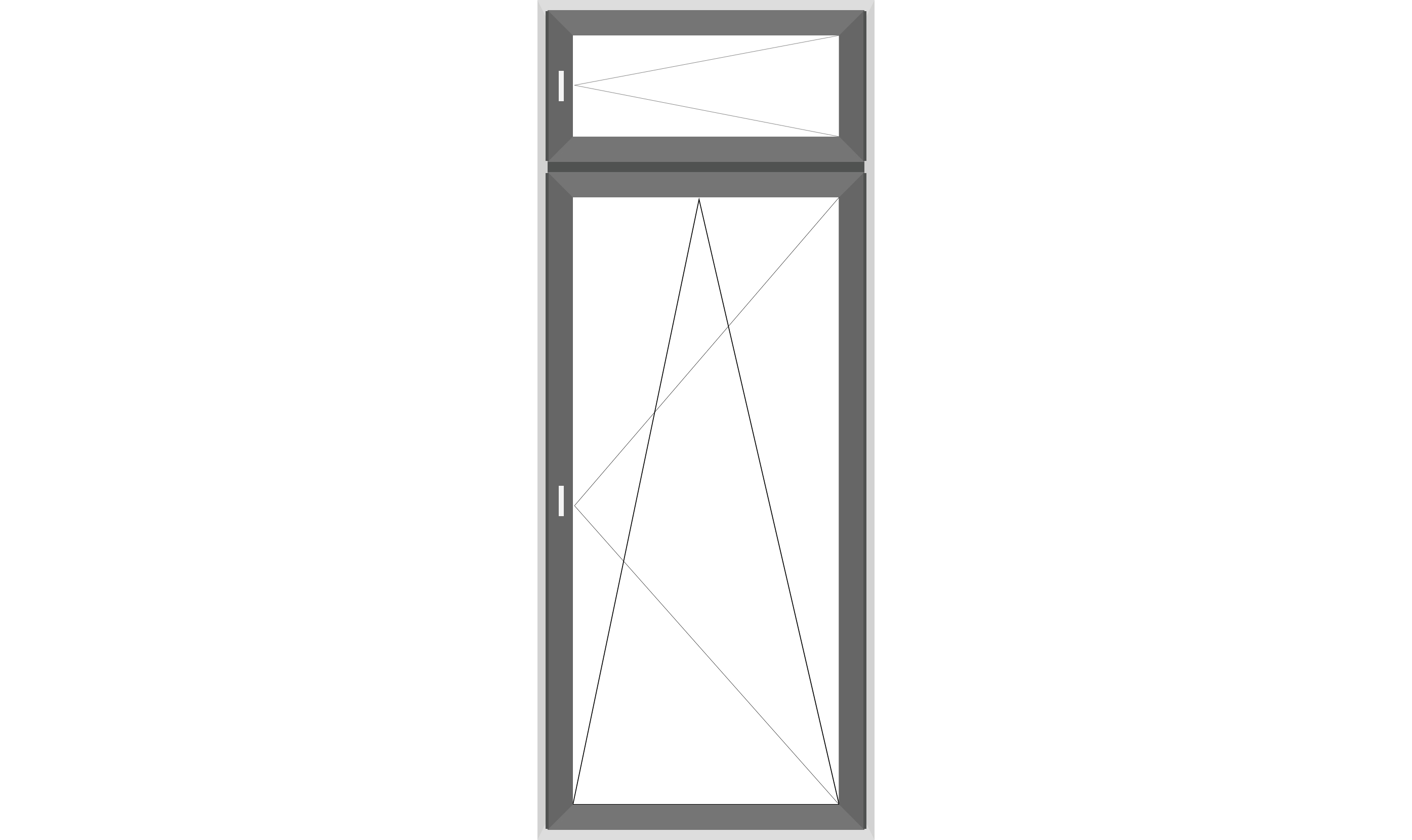 turn and tilt balcony door whith casement window